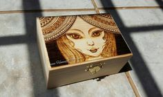 Check out this item in my Etsy shop https://www.etsy.com/listing/467867052/woodburned-beautiful-jewelry-box-using
