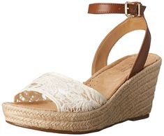Naturalizer Women's Note 2 Espadrille Sandal ** You can get more details here : Naturalizer sandals