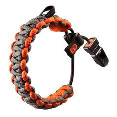 Gerber Bear Grylls Survival Bracelet - https://www.boatpartsforless.com/shop/gerber-bear-grylls-survival-bracelet/