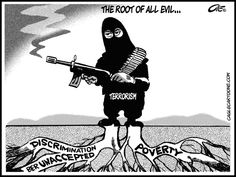 Random Thought: Why Terrorism Makes No Since