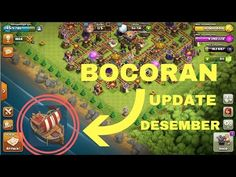 BOCORAN UPDATE COC DESEMBER 2016 YANG TERAKHIR KEREN! - COC Indonesia - Ep.4 - Beken.id