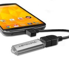 Descubre lo que un cable USB OTG puede hacer por ti, para qué lo necesitas y por qué es tan genial. ¿Quién dijo que la tecnología era complicada?