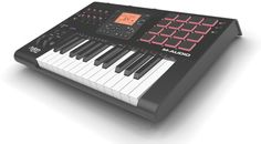 New line of M-Audio Axiom MIDI Controllers #synth