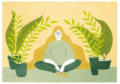 SILVIA REGINATO ILLUSTRATIONS — Living with plants Buy the print here