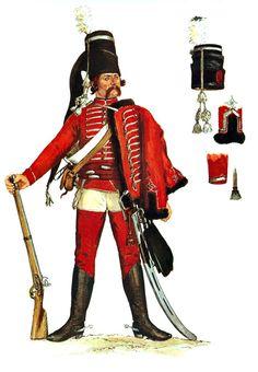 SOLDIERS- Menzel: SYW- Prussia: Prussian Husaren-Regiment von Seydlitz No 8, by Adolph Menzel.