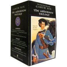 The Abhorsen Trilogy Box Set: Garth Nix
