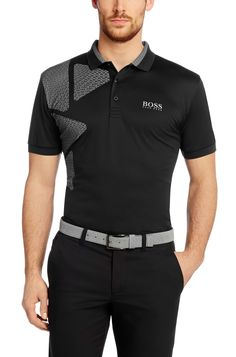 BOSS Green Polo de golf coupe Regular Fit Paddy Pro 2