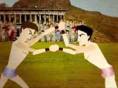 ▶ La Grecia Clasica juegos olimpicos .wmv - YouTube