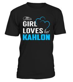 This Girl Loves Her KAHLON #Kahlon