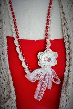 Yari, crochet y mas: Combinando Con este chaleco hice la apertura del b...