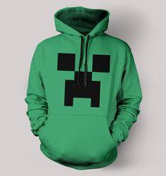 minecraft hoodie - Google Search
