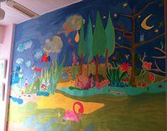 mural en proceso