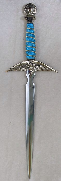 "This is my dagger. It was a gift from my mother before she ""died"". Don't ask. But if you wanna know more bout my mom, just message me or comment below"