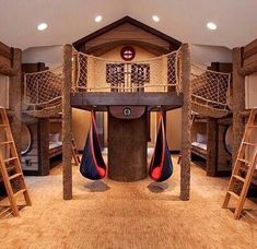 Saw this on Instagram! It'd be the best dorm room ever!