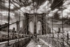The Bridge by Linda Karlin, via 500px