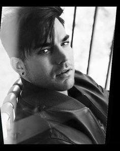 Adam Lambert from the photoshoot for the Nov 2015 issue of Attitude Magazine