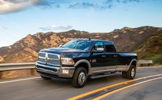 New Model 2016 Dodge Ram 3500 Dually Will Reportedly Get A Host Of Improvements Including More Expressive Styling Engines Specs Price And Release