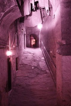 The Real Mary King's Close: paranormal activity beneath the Royal Mile in Old Town Edinburgh. It's haunted with underground spirits...