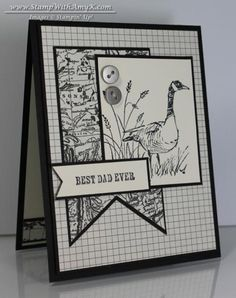 I made this card for the MFTWSC180 Sketch Challenge.  You can see more information and free instructions for making it on my blog here:  http://stampwithamyk.com/2014/06/15/wetlands-and-many-more-stampin-up/