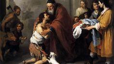 De verloren zoon. In de gelijkenis van de verloren zoon laat Jezus Christus het hart zien van God, die een liefhebbende, bewogen Vader is. Hij heeft je intens lief.