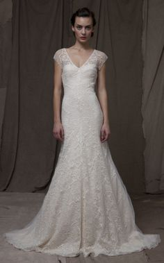 Lela Rose 'The Forest' Bridal Gown #lelarose #brownsfashion