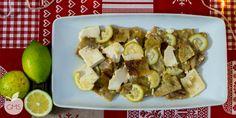 Scaloppine di seitan e tofu al limone | Ricetta vegan