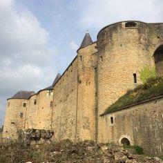 Het fort van Sedan, 1 van de grootste van Europa - Franse Ardennen - via @bijzonderplekje
