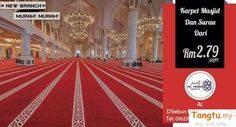 Office Carpet, Centre Commercial, Kuala Lumpur, Second Hand, Mosque, Carpets, Office Rug, Farmhouse Rugs, Rugs
