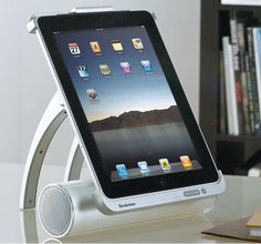 Like other accessories of apple devices, you get chance to avail the opportunity to use iPad 3 docking station to work in more secure and accurate way. This helps people to use iPad in easier way without having any problems. You can sync data from your iPad to the station and can charge your device automatically having plug in to socket.