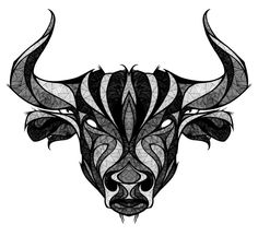 Signs of the Zodiac - Taurus