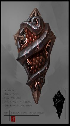 Shield of Souls, Aylith's shield.