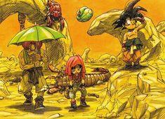 Dragon Ball Gt, Dbz, Akira, History Of Manga, Different Art Styles, Dragon Quest, Manga Artist, Cultura Pop, Anime Comics