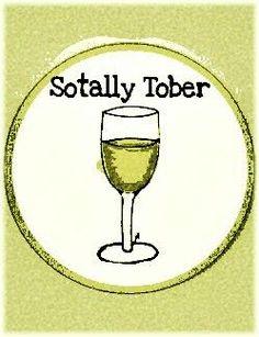 "Yesh....""Sotally Tober!""  __[Wine glass stickers via zazzle.com](Remix)"
