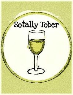 "Yesh....""Sotally Tober!""  __[Wine glass stickers via zazzle.com](Remix)"