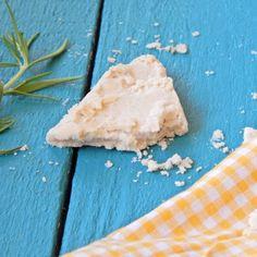 Lemon, Rosemary and Olive Oil Shortbread