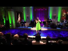 A Broadway Celebration In Performance at the White House 2010   Inina Menzel with Defying Gravity from Wicked