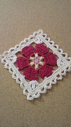 編み込み模様のレッグウォーマーの画像 | 野の花手芸噺