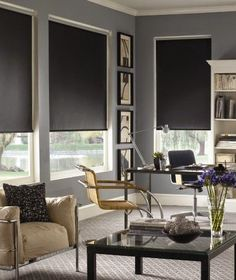 So what are the current trends in window treatments? The key words are simplicity  and minimalism with an emphasis on crisp, clean line...