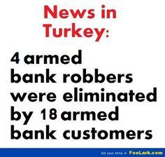 Bank robbing lvl: Turkish