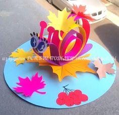 36 Trendy fall art projects for preschoolers Fall Paper Crafts, Autumn Crafts, Autumn Art, Craft Activities, Preschool Crafts, Kids Crafts, Diy And Crafts, Fall Art Projects, Projects For Kids