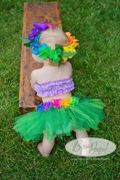 Hey, I found this really awesome Etsy listing at https://www.etsy.com/listing/196109379/hawaiian-tutu-set-luau-party-photo-prop