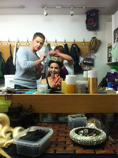 Once Upon a Time | Lana Parrilla and Josh Dallas