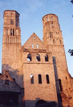 Abbaye de Jumieges, XIe, XIIIe siecle - Adresses, horaires, tarifs.