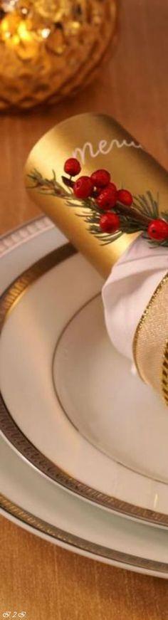 Elegant Christmas, Gold Christmas, Christmas Holidays, Christmas Wedding, Merry Christmas, Christmas Table Settings, Christmas Tablescapes, Christmas Decorations, Favorite Holiday