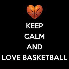 Keep Calm and Love Basketball Customize to All by JeylaFashions