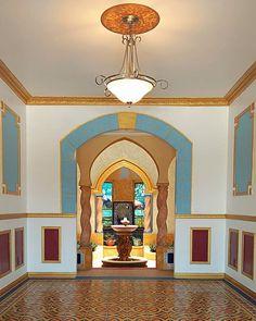 Happy 4th of July!  #foyer #interior #FurstCastle #setlife #filmlocation #eventvenue #LosAngeles