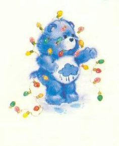 Care Bears, Childhood Toys, Childhood Memories, Sunshine Bear, Christmas Time, Christmas Lights, Bear Coloring Pages, Cute Cartoon Characters, Shrink Art