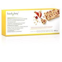 bodykey™ Barra teor de hidratos de carbono reduzido - Sabor a Frutos Vermelhos
