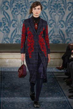 Tory Burch Fall 2013 Ready-to-Wear Collection Slideshow on Style.com