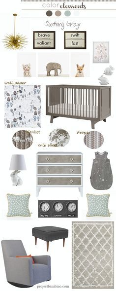 #grey #nursery